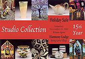 Studio Collection 16th Annual Holiday Sale - 2010