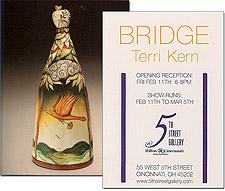 5th Street Gallery Show Announcement: Bridge