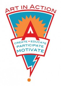 art into action logo