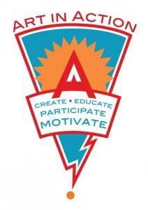 art into action logo