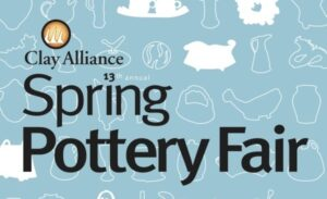 Spring Pottery Fair 2013 Logo