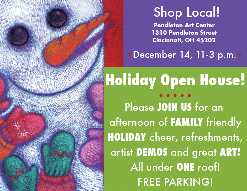 pendleton art center post card