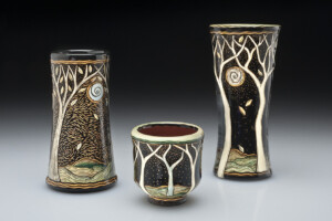 Terri-Kern Vessels - shot glasses